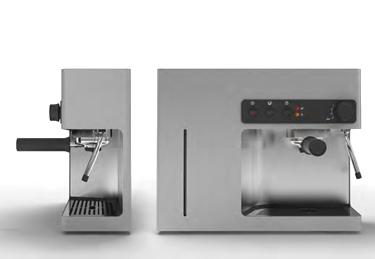M-270 coffee machine for Moka