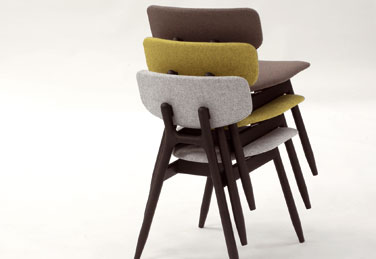 ECO chairs, designed by CarlosTiscar
