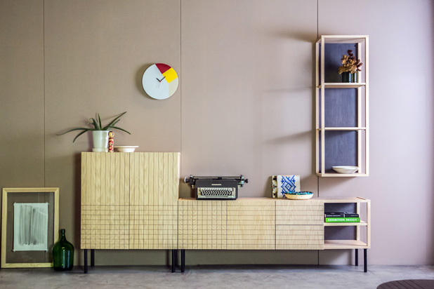 ABET collection, designed by Yonoh for Lola trademark (Tadel Group)