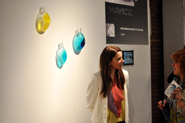 MAYICE en Wanted Design 2015, Nueva York