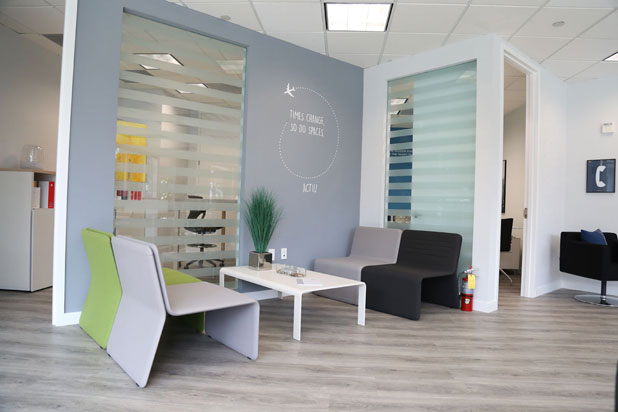 Showroom de Actiu en Miami