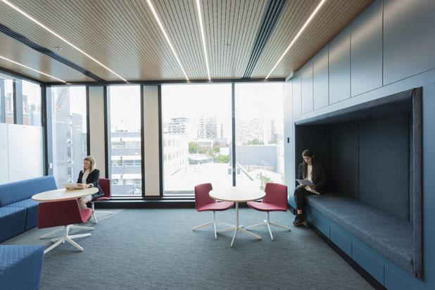 Oficinas De Maersk Line En Auckland Nueva Zelanda