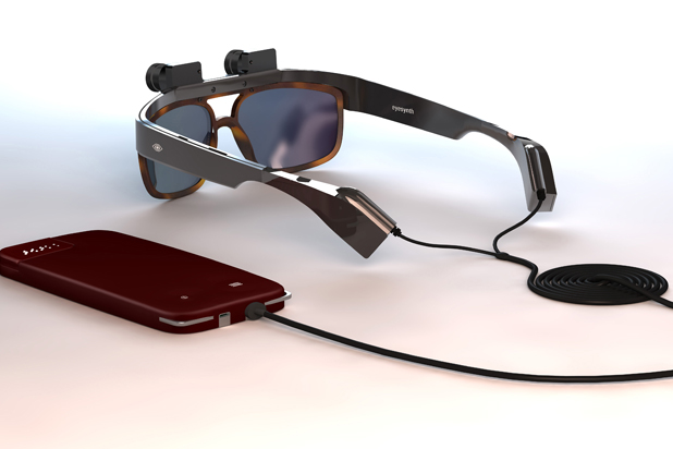 Gafas y software Eyesynth