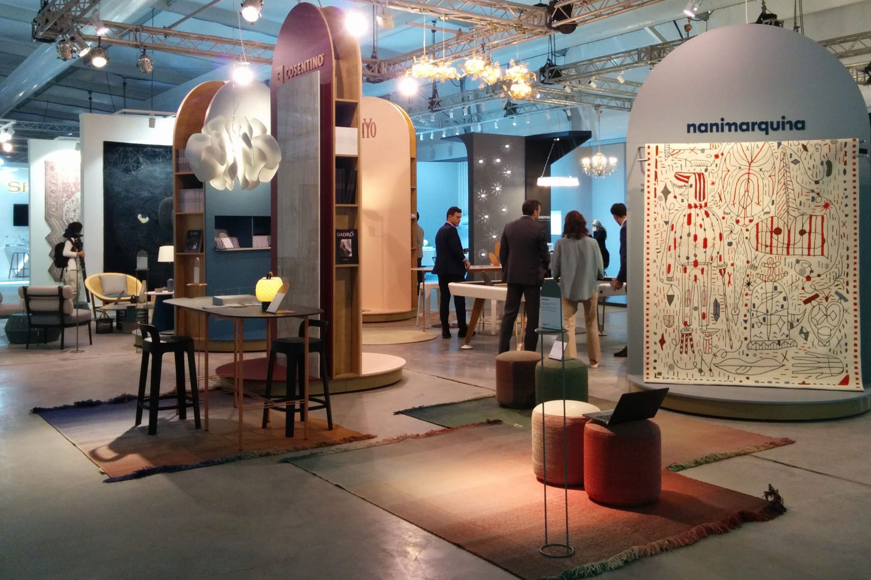 Interiors from Spain en Downtown Design Dubai 2019