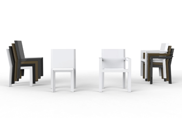 Frame chairs for Vondom