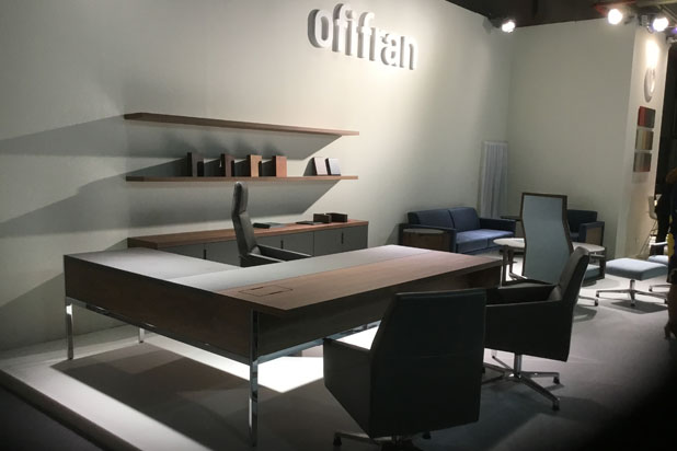 Ofifran stand