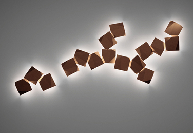 Origami lights for Vibia
