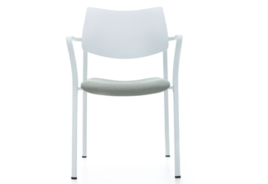 Branka stackable chair designed by Jorge Pensi