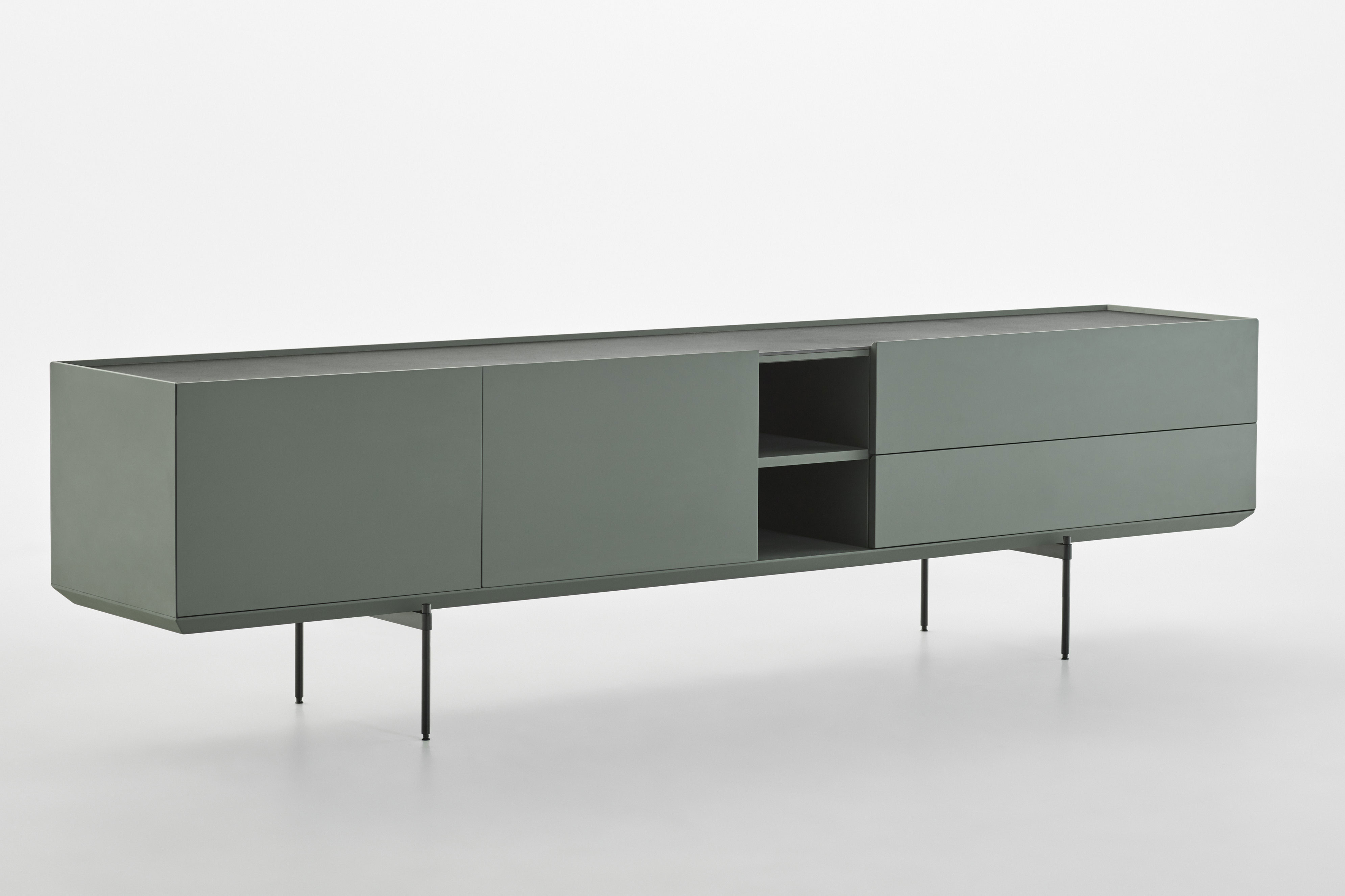 HERITAGE sideboard by La Mamba for Cármenes. Photo: Courtesy of Cármenes.