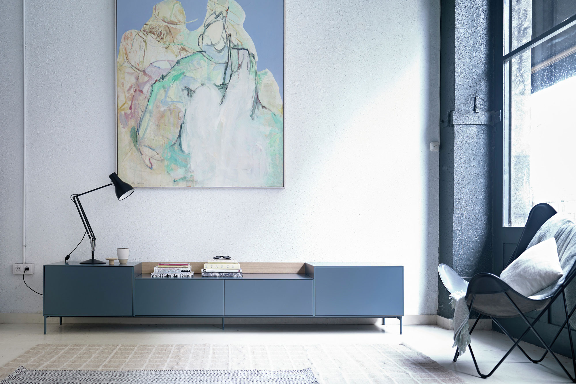 LAUKI sideboard by Ibon Arrizabalaga for Treku. Photo: Courtesy of Treku.