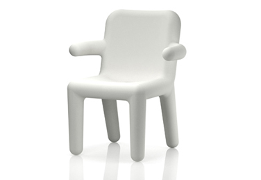 Big Friendly Chair, Plust