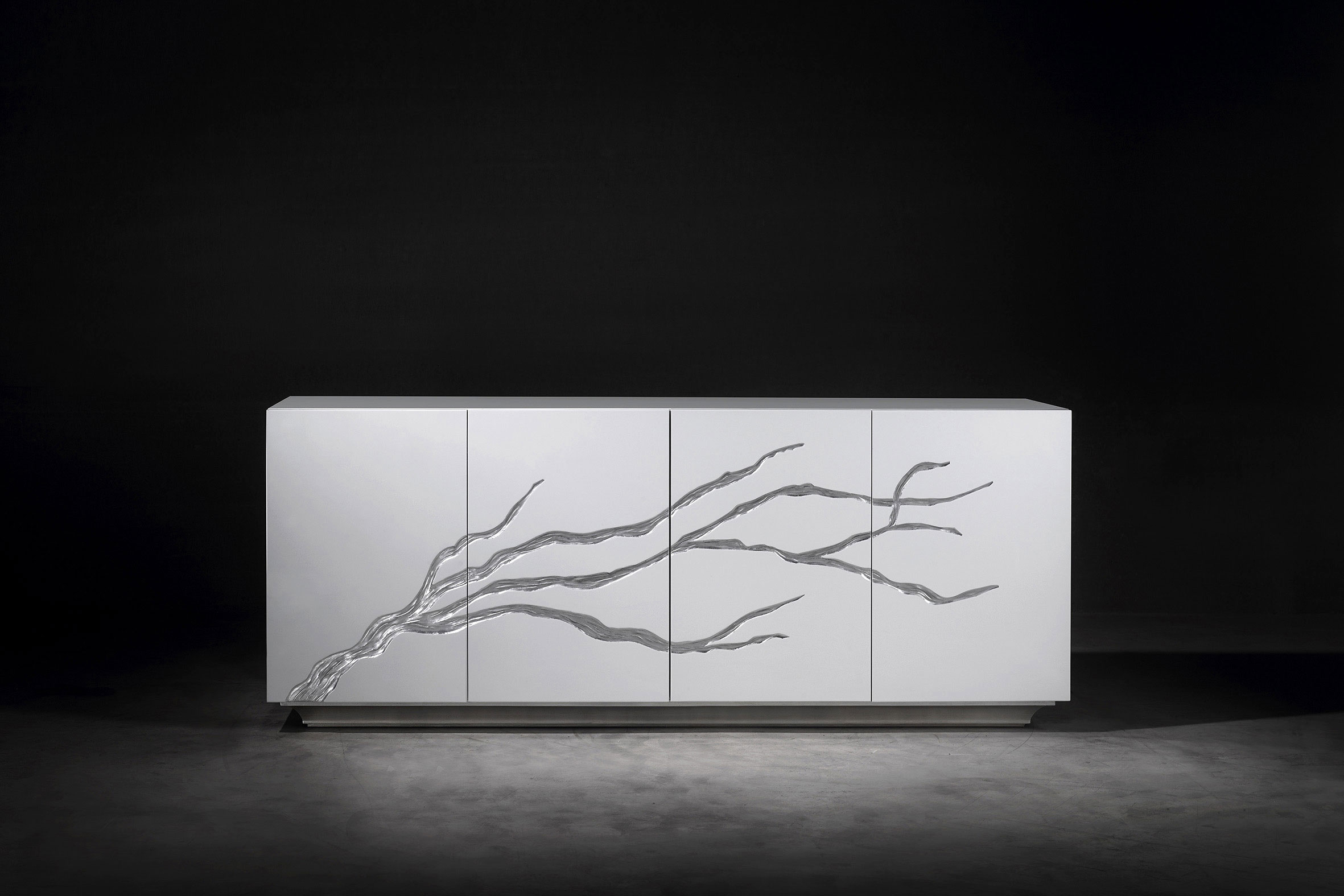 FOREST sideboard by María J. Guinot for Colección Alexandra. Photo: Courtesy of Colección Alexandra.