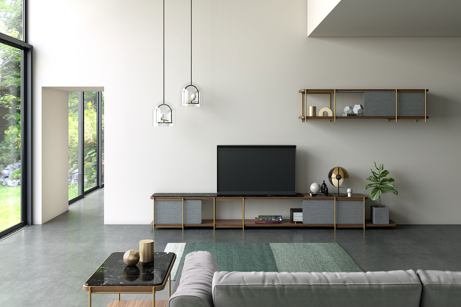 JULIA sideboard by Momocca. Photo: Courtesy of Momocca.