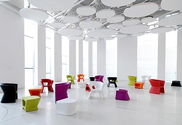 cutting edge furniture. Pal, Karim Rashid Cutting Edge Furniture U