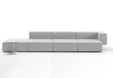 Step modular sofa, designed by Vincent Van Duysen