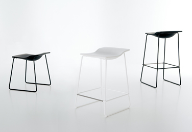 Last Minute stool, designed by Patricia Urquiola