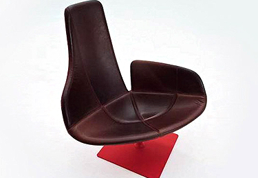 Fjord armchair for Moroso