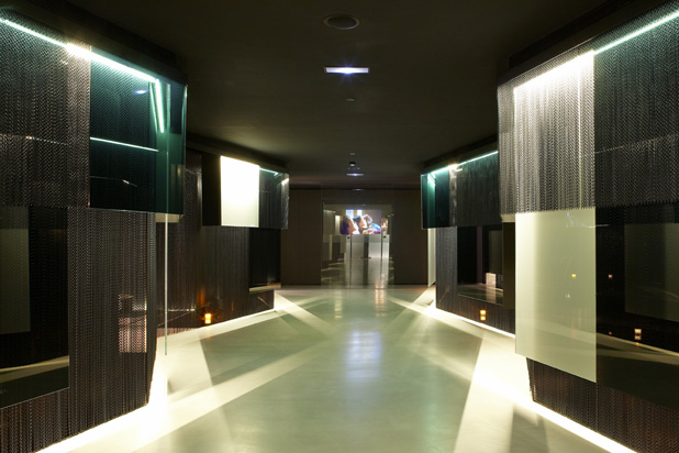 Spa Mandarin Hotel, Barcelona (Spain) by Patricia Urquiola