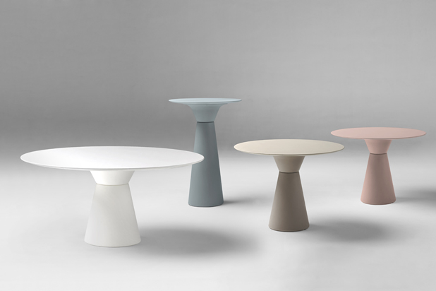 ESSENS tables Collection by Jonathan Prestwich for Inclass