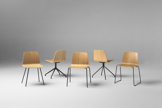 VARYA chairs by Simon Pengelly for Inclass