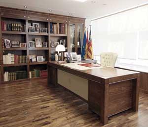 Lo ltimo en oficina for Muebles despacho diseno