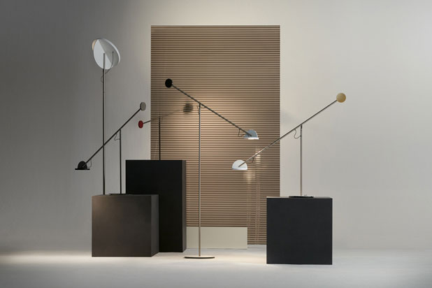 COPERNICA lamps, designed by Ramirez i Carrillo for Marset
