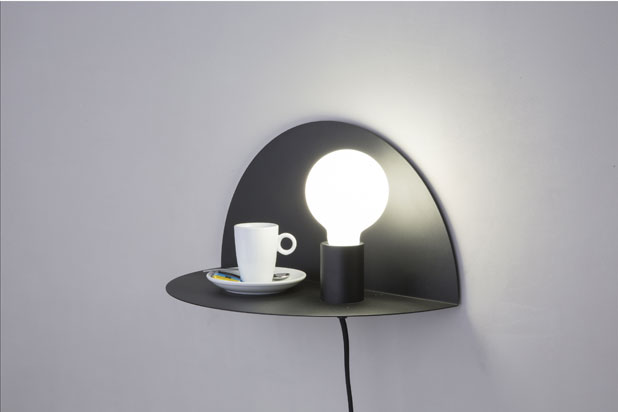 NIT wall lamp, designed by Goula Figuera for Faro Barcelona