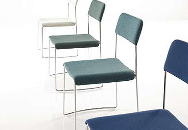 Line chairs by Odosdesign