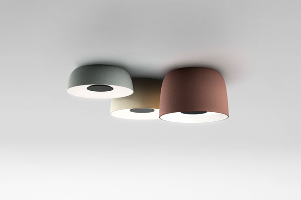 DJEMBE ceiling lamp, designed by Joan Gaspar for Marset