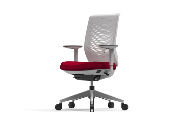 TRIM office chair by Alegre Design for Actiu. Photo: Courtesy of Actiu