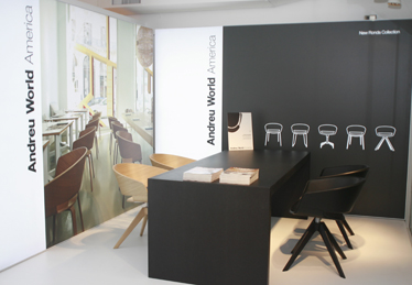 Andreu World´s Showroom in New York