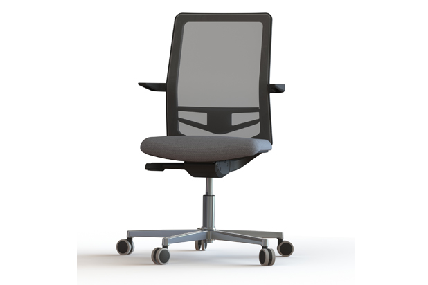 EQUIS office chair by Jorge Pensi for Dileoffice. Photo: Courtesy of Dileoffice