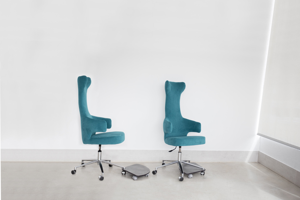 SIDDY chairs by Fama. Photo: Courtesy of Fama