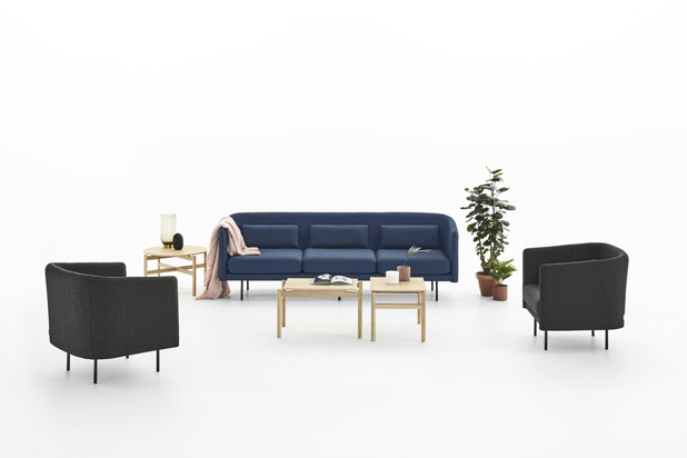 SAM collection, designed by Francesc Rifé for Carmenes