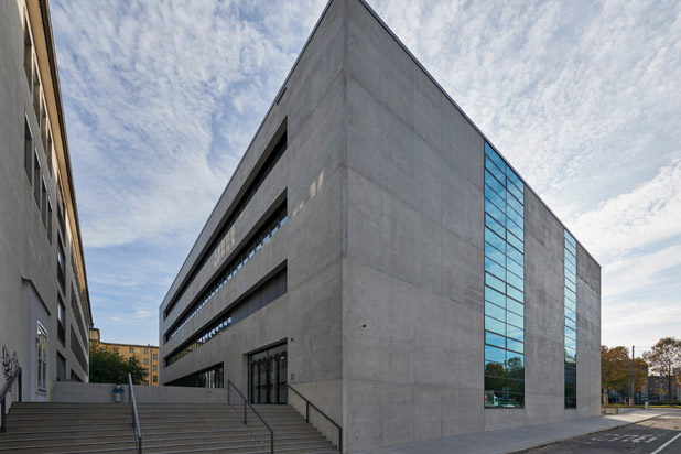 Stuttgart's Faculty of Architecture