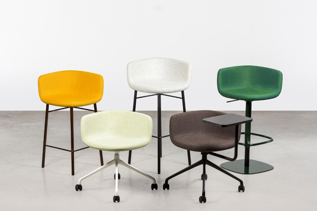 XOKO seating collection by Iratzoki Lizaso for Akaba. Photo: Courtesy of Akaba