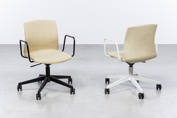 KABI office chairs by Jorge Pensi Design for Akaba. Photo: Courtesy of Akaba