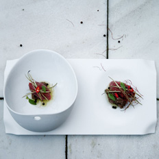 Jomon tableware collection, designed by  Ana Roquero