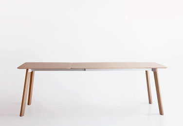 Transalpina table, designed by Culdesac