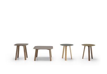 Stockholm tables, designed by Mario Ruiz