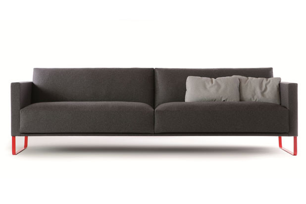 AFRIKA sofa, designed by Jorge Pensi for Carmenes