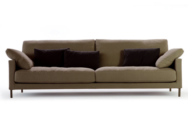 MONROE sofa, designed by Lievore Altherr Molina for Carmenes