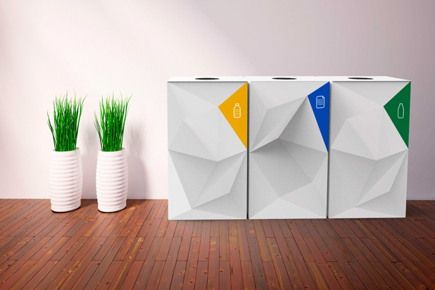 VEVEY bins by Baumgartner for Made Design®. Photo: Courtesy of Made Design®