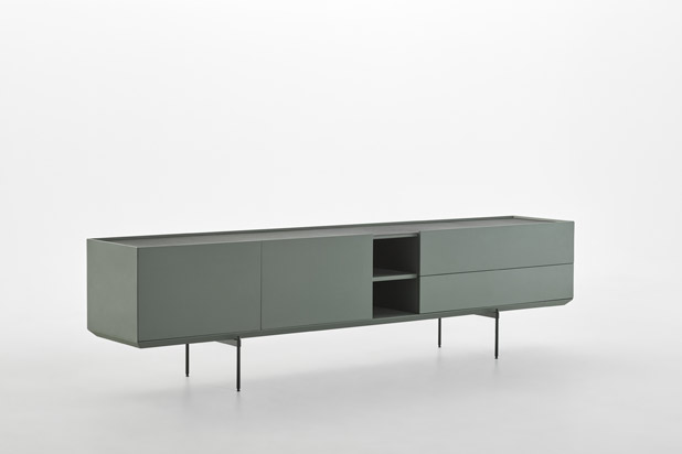 HERITAGE sideboard, designed by La Mamba for Carmenes