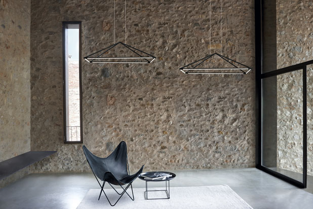 TUBS hanging lamps, designed by Nahtrang Disseny for Grok by LEDS-C4