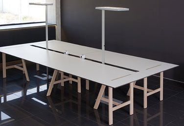 MESANA table, designed by Salvador Villalba