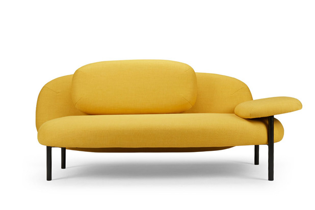 Gummy armchair and sofa collection for Zaozuo