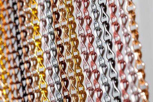 Stripes collection detail by Claire Davies