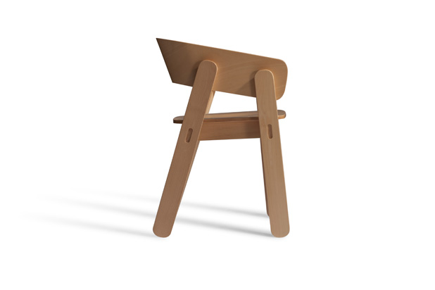 Polo chair for Capdell