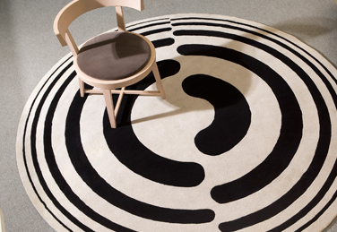 Wifi rug by diez+diez